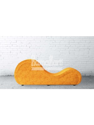 Premium Series LoveRollers – Orange with Smooth and Soft Fabric