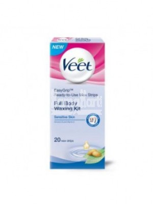 VEET WAX STRIPS (SENSATIVE SKIN)