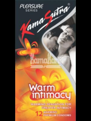 Kamasutra Warm Intimacy Condoms