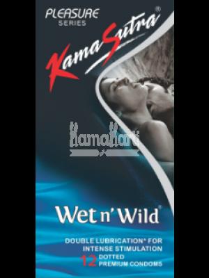 Kamasutra Wet n' Wild Condoms