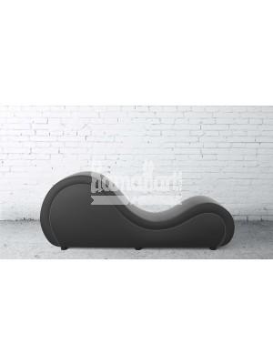 Basic Series Black LoveRollers Leatherette Fabric