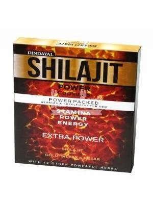 Dindayal Shilajit Power Capsule 20 capsules
