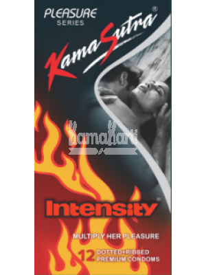 Kamasutra Intensity Condoms
