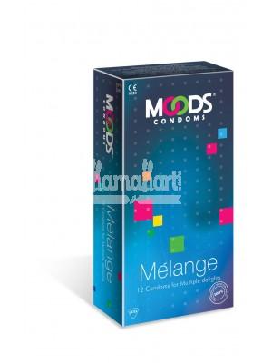 Moods Melange Condoms 12's