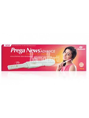 Prega news Advanced Pregnancy Test Kit - (Pack of 3)
