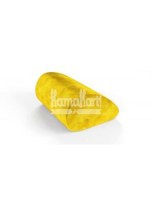 Elite Series LovePillows – Royal Yellow with Velvet Fabric
