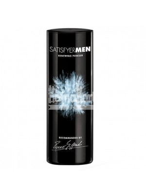 Satisfyer - Men Renewing Powder (Black)
