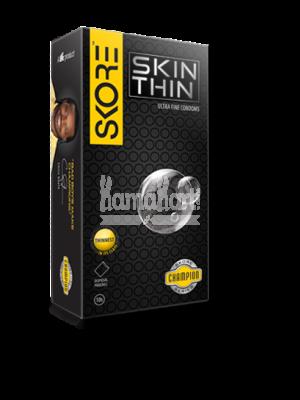 Skore Skin Thin Condoms
