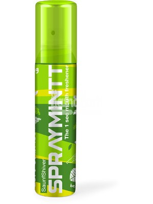 Spray Mint - Saun Shiver Flavour