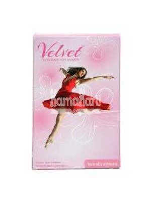 Velvet Condoms for Women