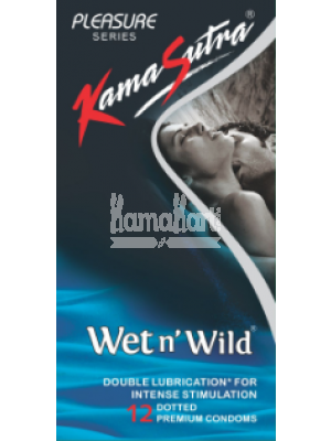 Kamasutra Wet n' Wild Condoms