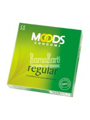Moods Condoms Pack of 20's