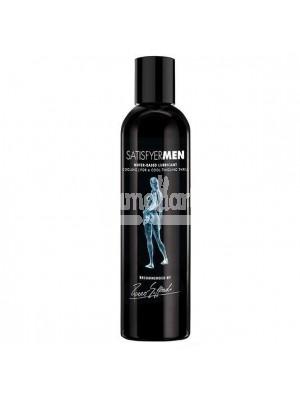 Satisfyer - Men Water-Based Lubricant Cooling 300ml (Black)