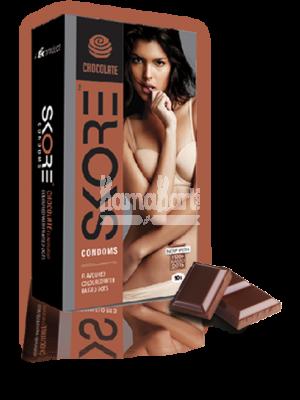 Skore Chocolate Condoms