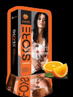 Skore Orange Condoms