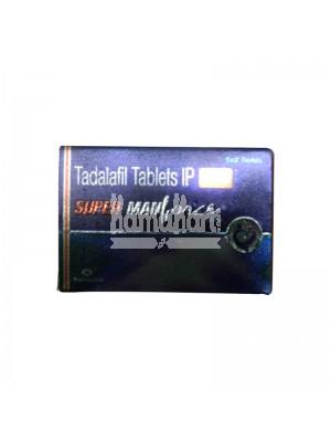 Super Manforce 20 mg ( 4 x 5 Tablets )