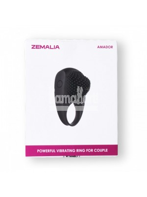 ZEMALIA Amador Rechargeable Vibrating Cock Ring