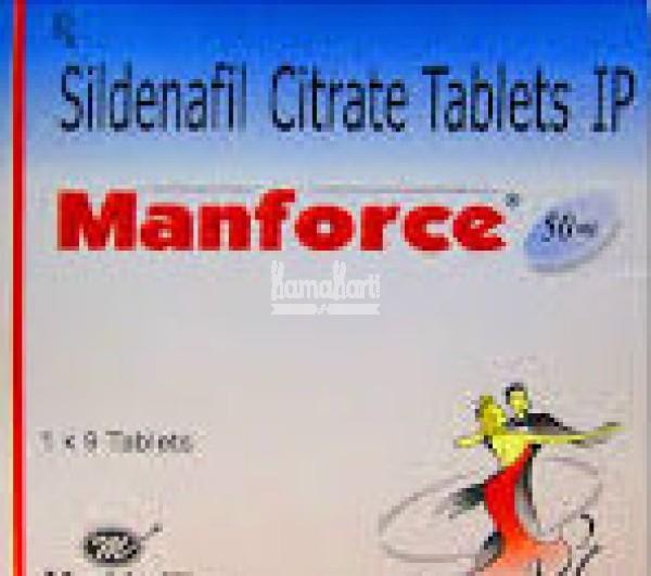 Buy Manforce 50MG in India | Buy Manforce 50MG Online in