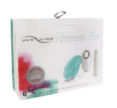 We-Vibe - Passionate Play Collection Couple's Vibrator Gift Set