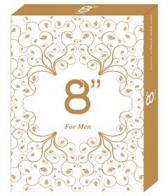 8″ FOR MEN PENIS ENLARGEMENT CAPSULES