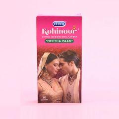 Durex Kohinoor Meetha Paan Condoms