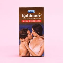 Durex Kohinoor Chocolate Condoms