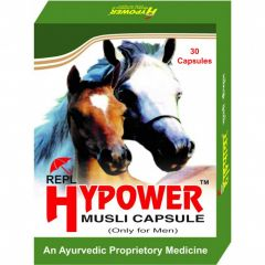 Hypower Musli Capsules 30 nos