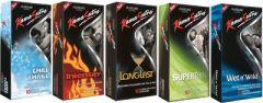 Kamasutra Pleasure Condoms Combo