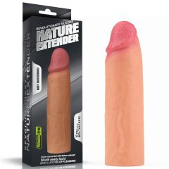 """Love toy Revolutionary Silicone Nature Extender 1"""""""
