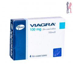 VIAGRA 100MG-4 PILLS