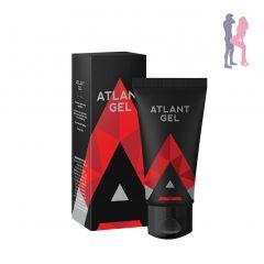 Atlant intimate lubricant gel for men