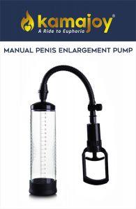 Kamajoy Manual Penis Enlargement Pump