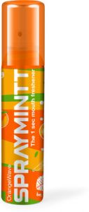 Spray Mint - Orange Flavour