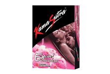 Kamasutra Strawberry Condoms
