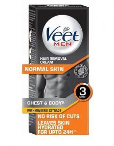 Veet Hair Removal Cream for Men, Normal Skin - 200g