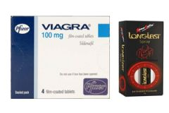 Viagra 100 MG + KS Long Last Spray Combo