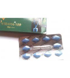 Viraha 100 MG Sex Enhancement Tablet - 10 Nos